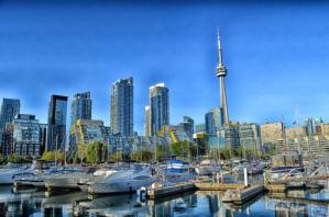 Toronto Harbour (Pixabay)