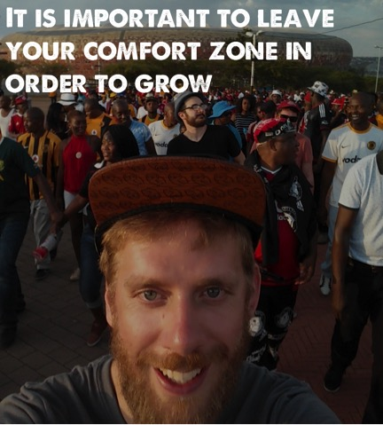 LeaveComfortZone
