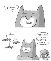 robin batman 1