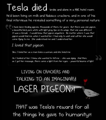 Tesla Oatmeal