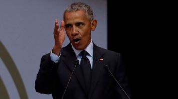Obama_Nelson Mandela Lecture