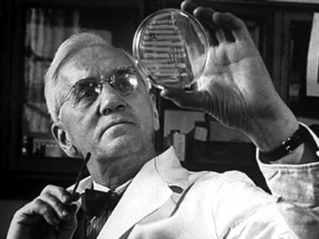 Sir Alexander Fleming at work.jpg