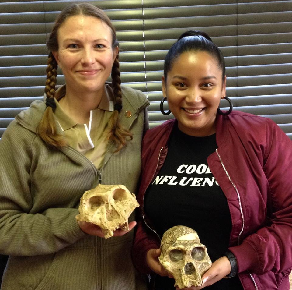 Umsuka team Lindsay Hunter