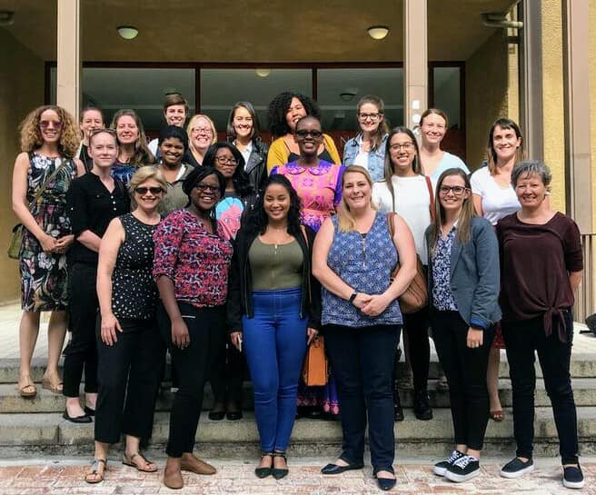 Women in Bioanthro workshop 2018