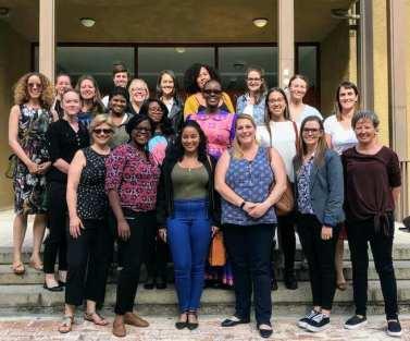 Women in Bioanthro workshop 2018